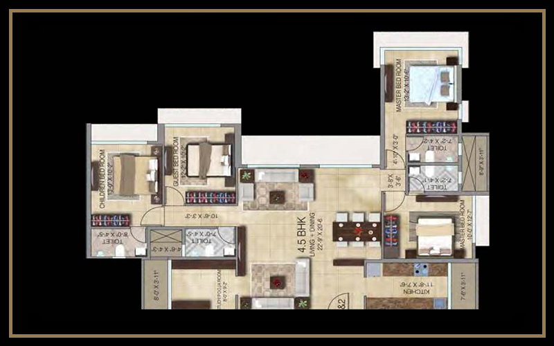 Ananda Residency Completed Residential Project In Borivali Ananda Residency Project In Borivali West