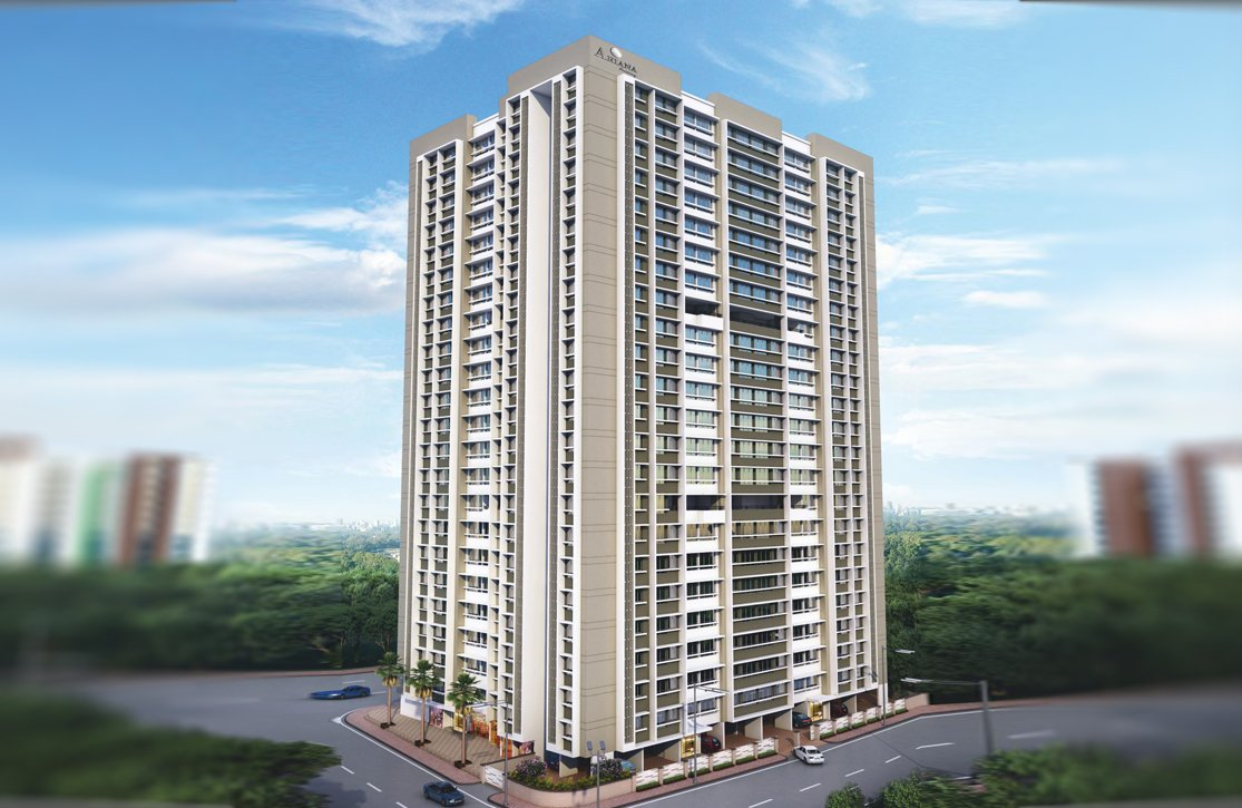 Ongoing Residential Projects In Borivali East -Ariana Residency